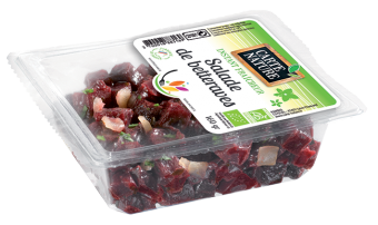 Salade de betteraves BIO, Carte Nature (160 g)