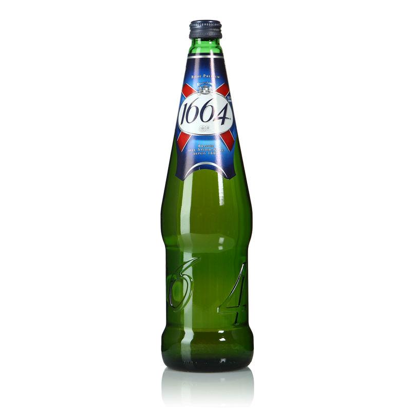 Bière Blonde 5,5°, 1664 (75 cl)