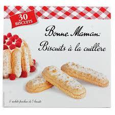 Biscuits à la cuillère, Bonne maman (x 30, 250 g)