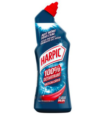 Gel 100% détartrant, Harpic (750 ml)