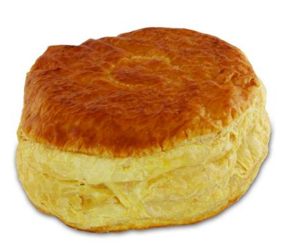 Feuilleté brie, Beillevaire (120 g)