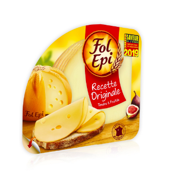 Fromage tendre et fruité Fol Epi (x 7, 150 g)