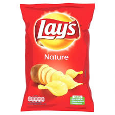 Chips Nature, Lay's (45 g)