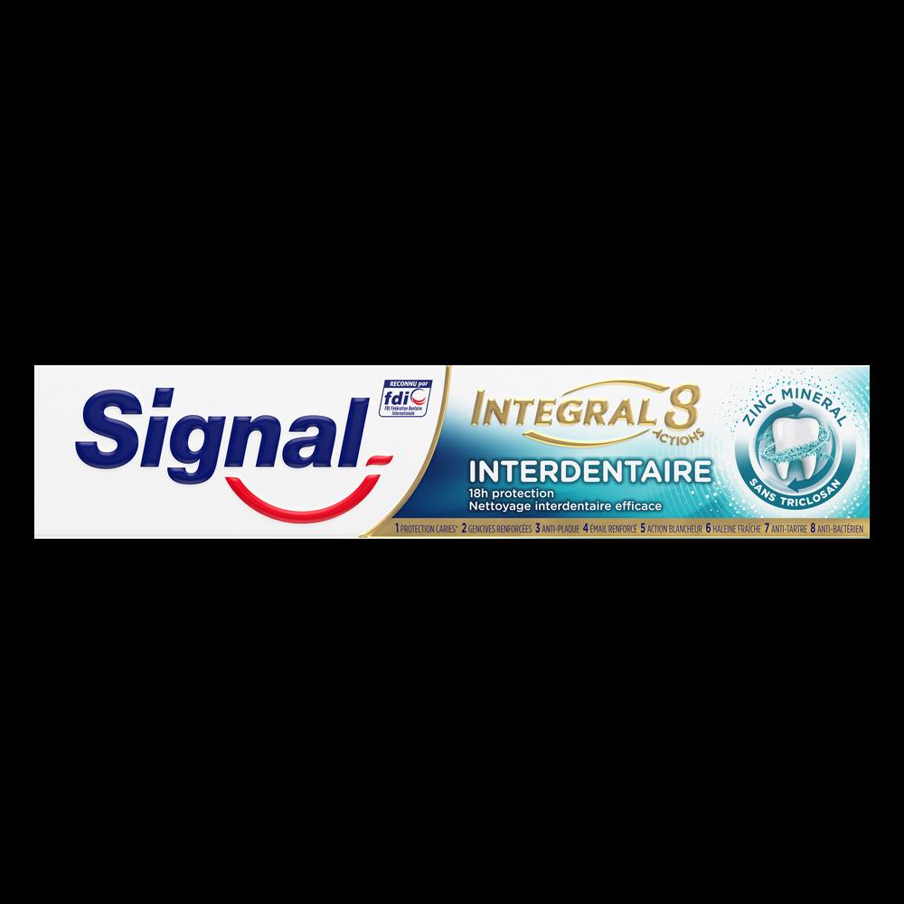 Dentifrice Intégral 8 Interdentaire, Signal (75 ml)