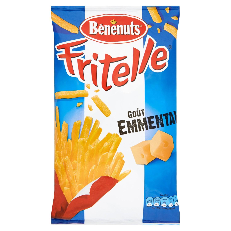 Fritelle Emmentale, Bénenuts (80 g)