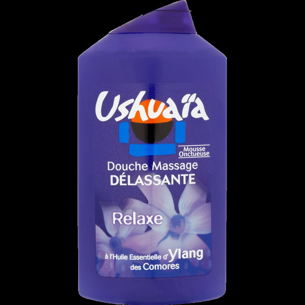 Gel Douche massage Ylang, Ushuaia (250 ml)