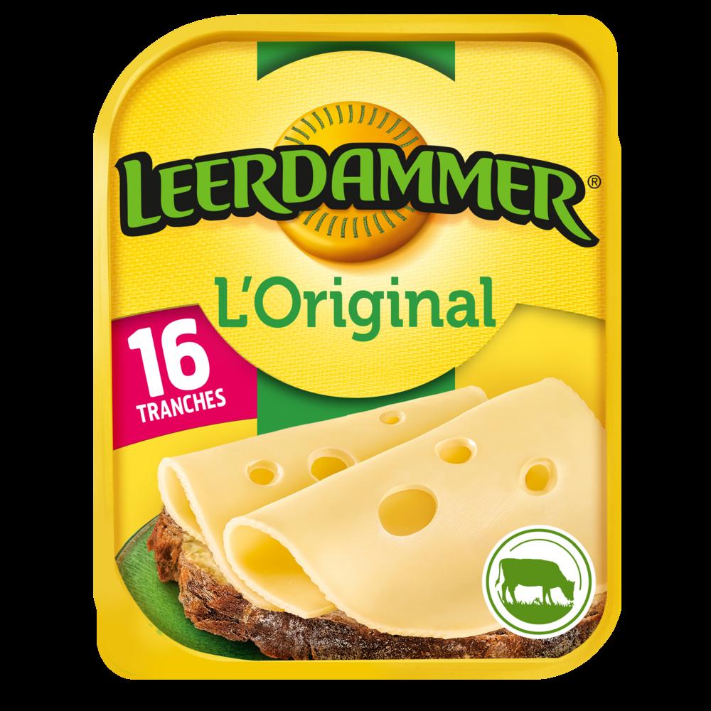 Leerdammer (x 16, 400 g)