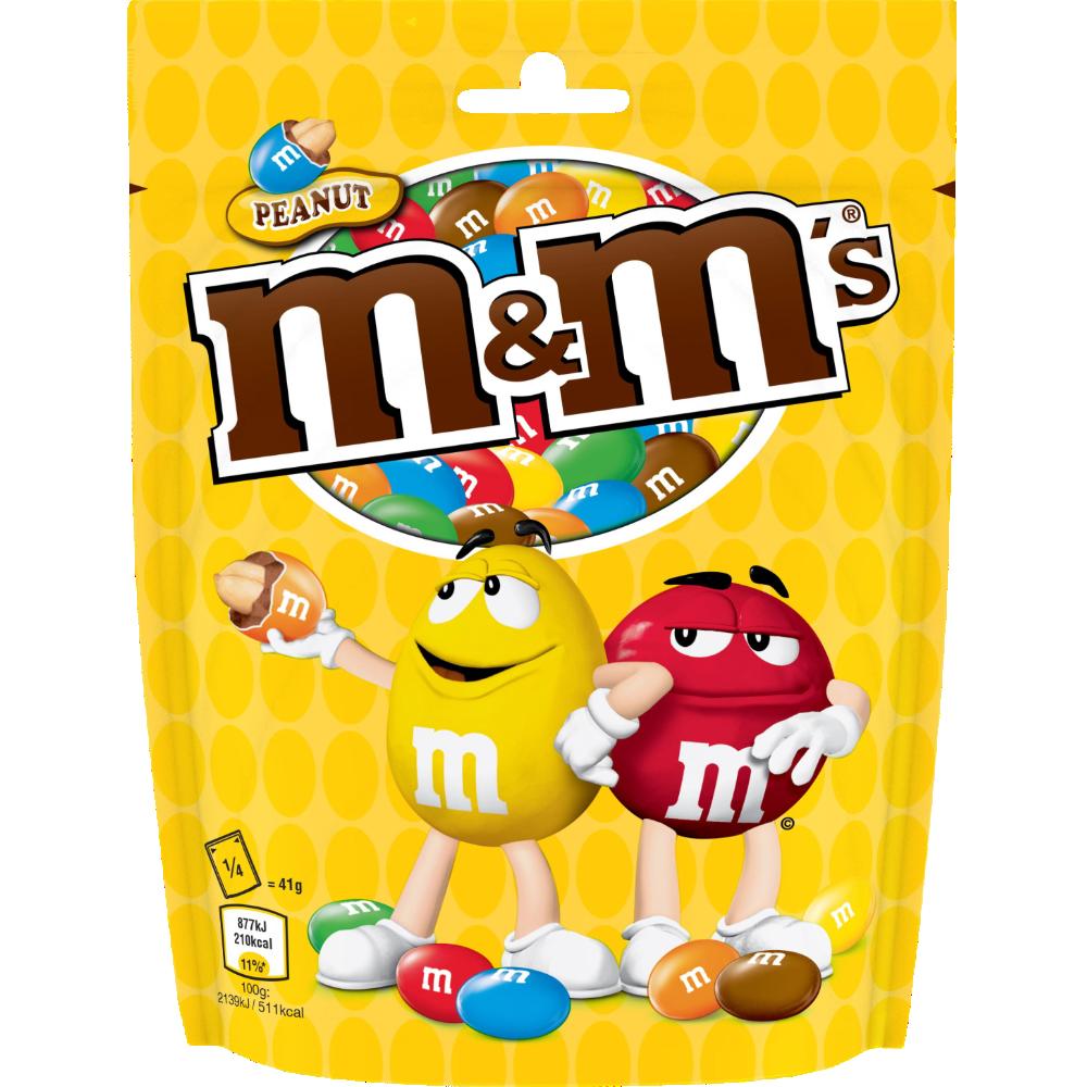 M&M'S Peanuts (165 g)