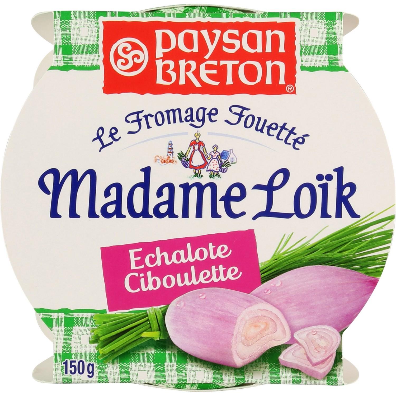 Madame Loïk échalote ciboulette, Paysan Breton (150 g)