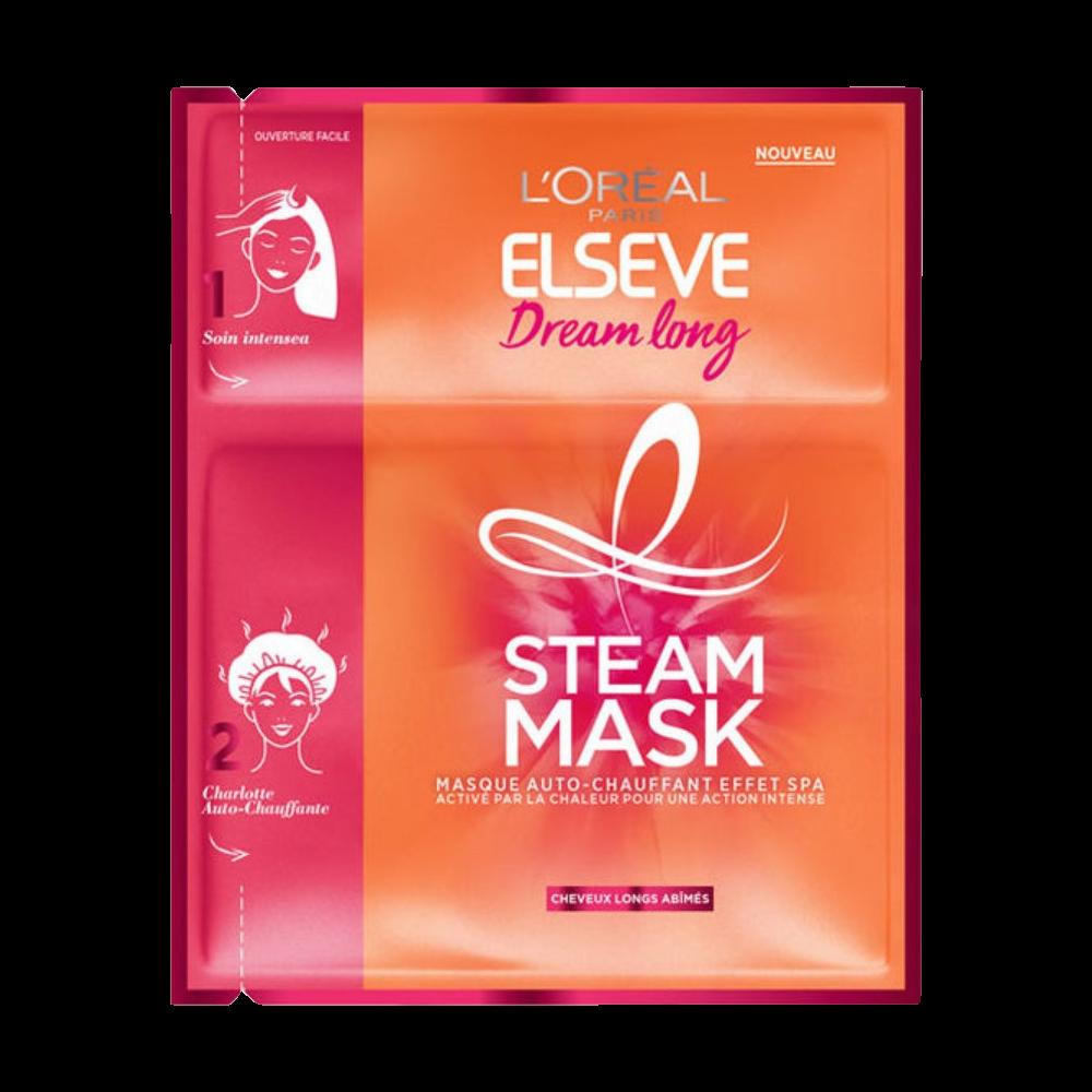 Masque chauffant Dream Long/cheveux longs, Elsève (50 ml)