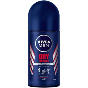 Deodorant bille Dry Impact, Nivea Men (50 ml)