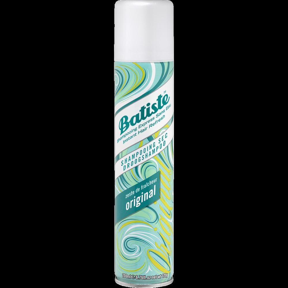 Shampoing sec spray original, Batiste (200 ml)