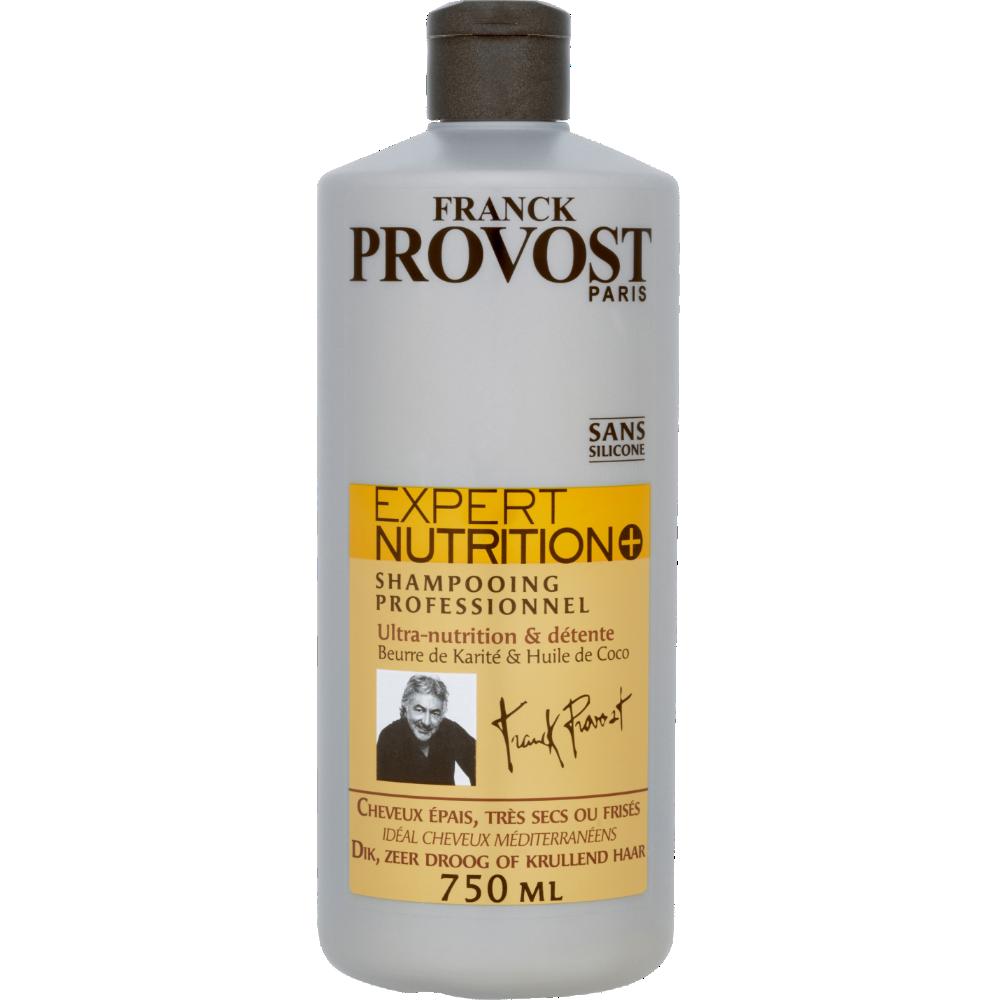Shampooing expert nutrition +, Franck Provost (750 ml)