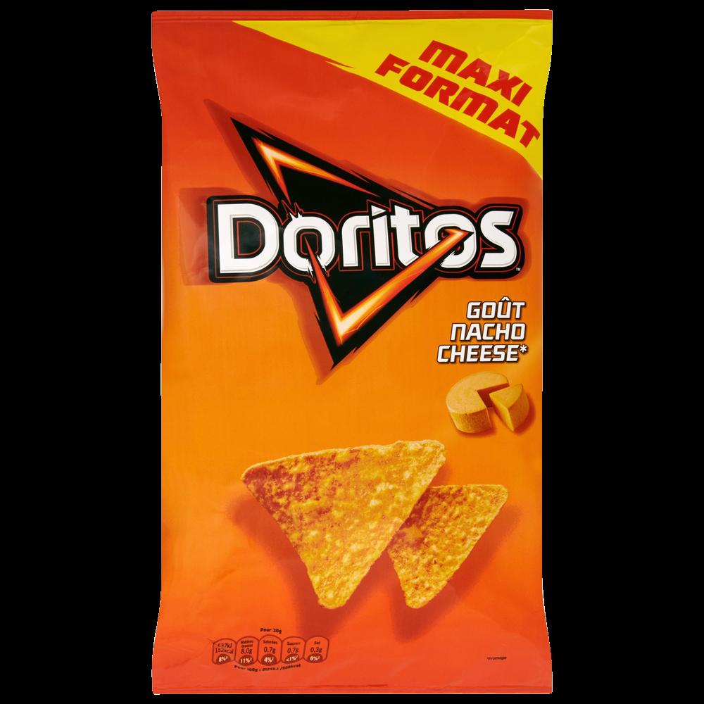 Tortilla goût nacho cheese, Doritos (230 g)