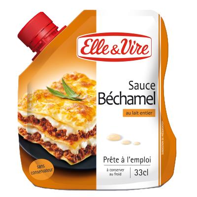 Sauce béchamel, Elle & Vire (33 cl)