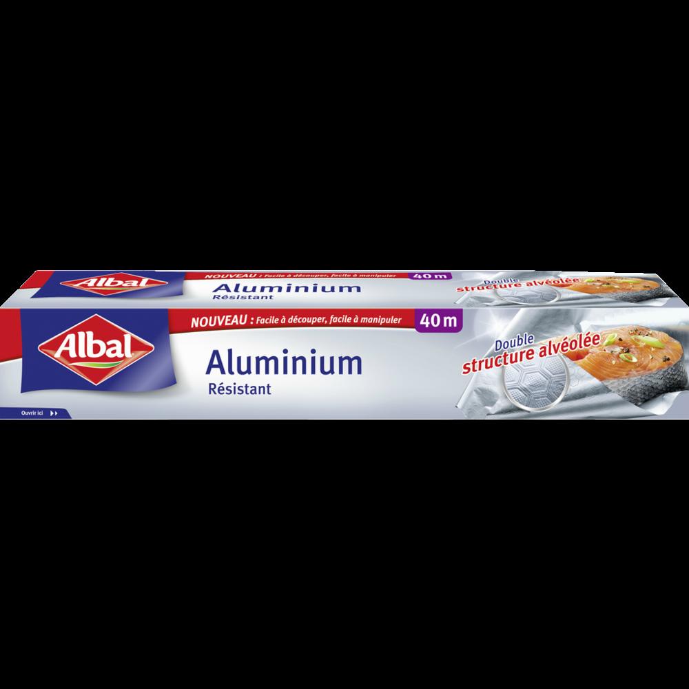 Aluminium, Albal (40 m)