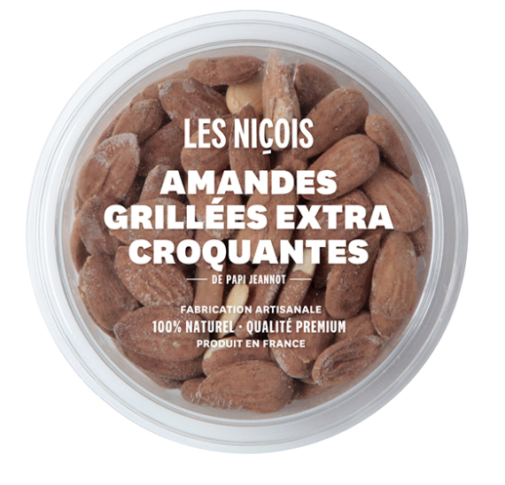 Amandes de Papi Jeannot, Les Niçois (110 g)