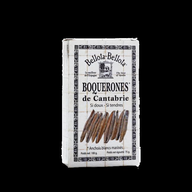 """Anchois marinés """"Boquerones"""", Bellota-Bellota (100 g)"""