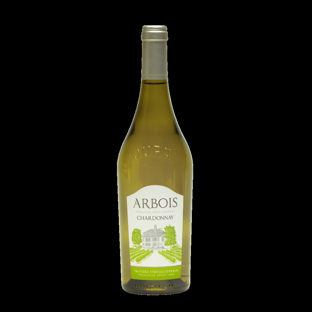 Chardonnay Fruitière Vinicole d'Arbois 2018 (75 cl)
