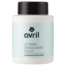 Bain dissolvant doux, Avril (75 ml)