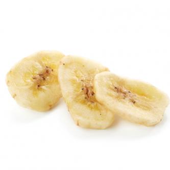 Bananes séchées chips BIO, Pronatura (125 g), Philippines