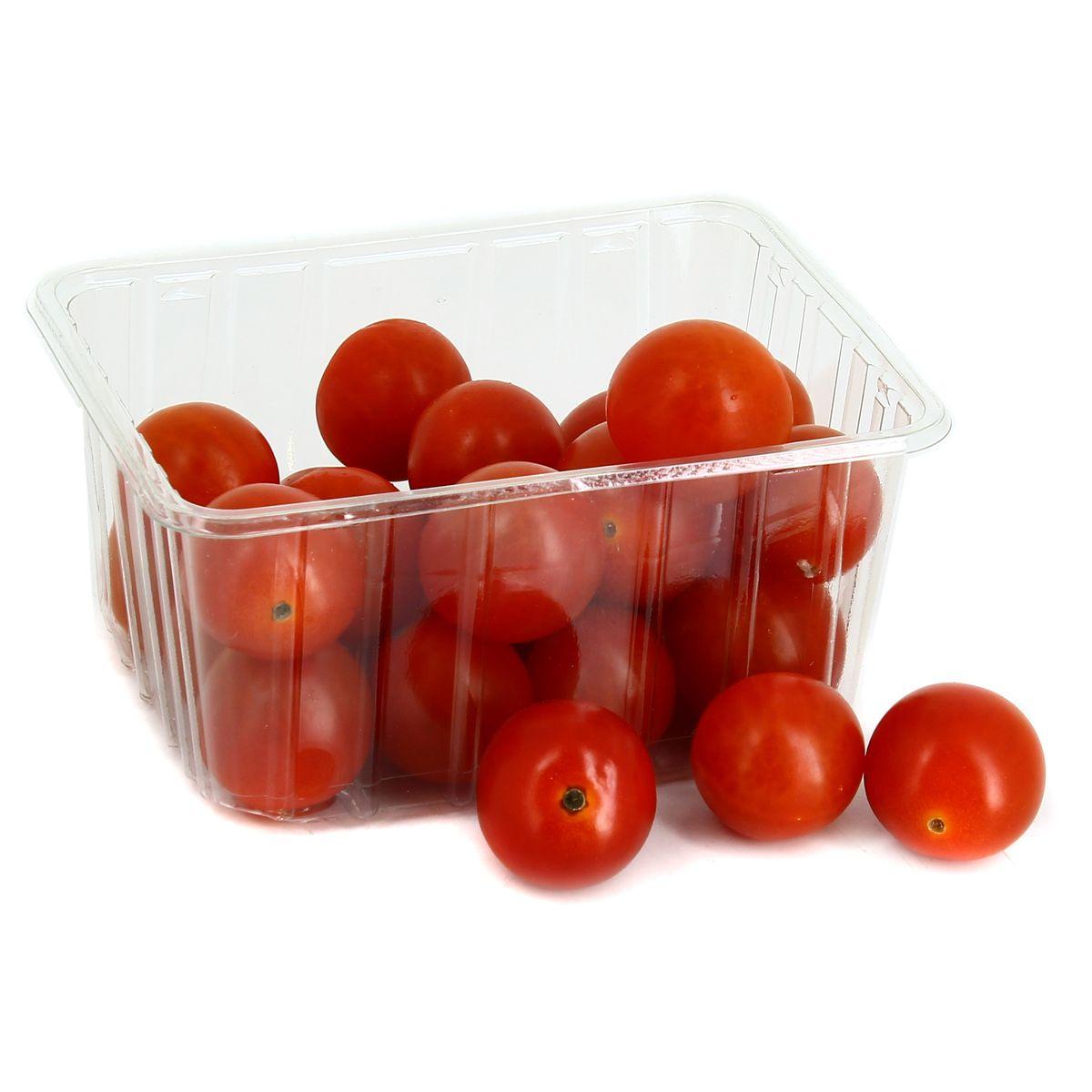 Barquette de tomates cerise ronde BIO (250 g), Italie
