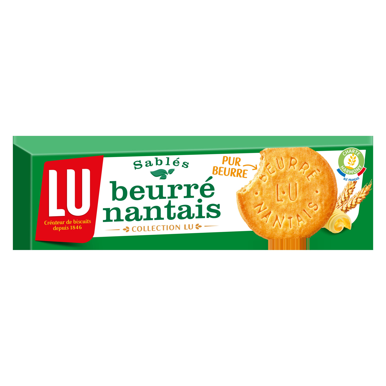 Beurré nantais, Lu (130 g)