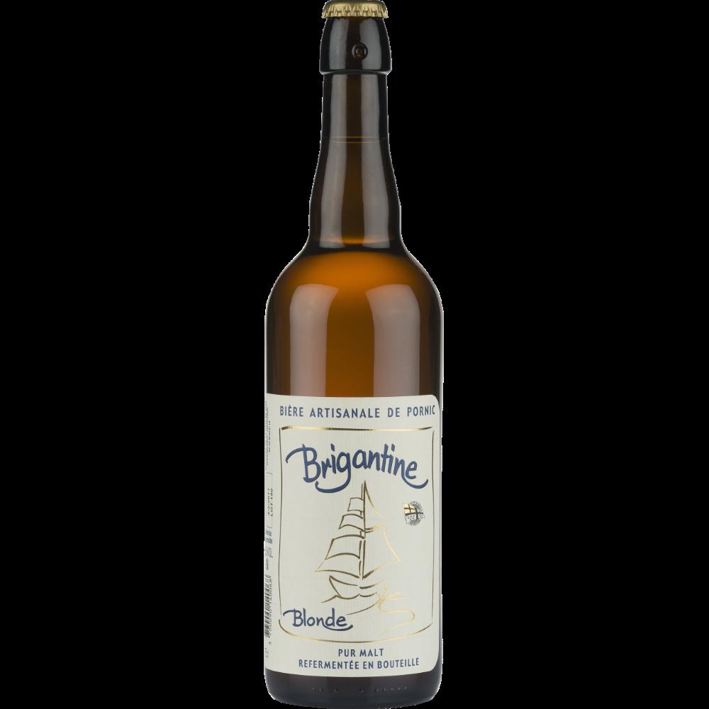 Brigantine bière artisanale, 5° (75 cl)