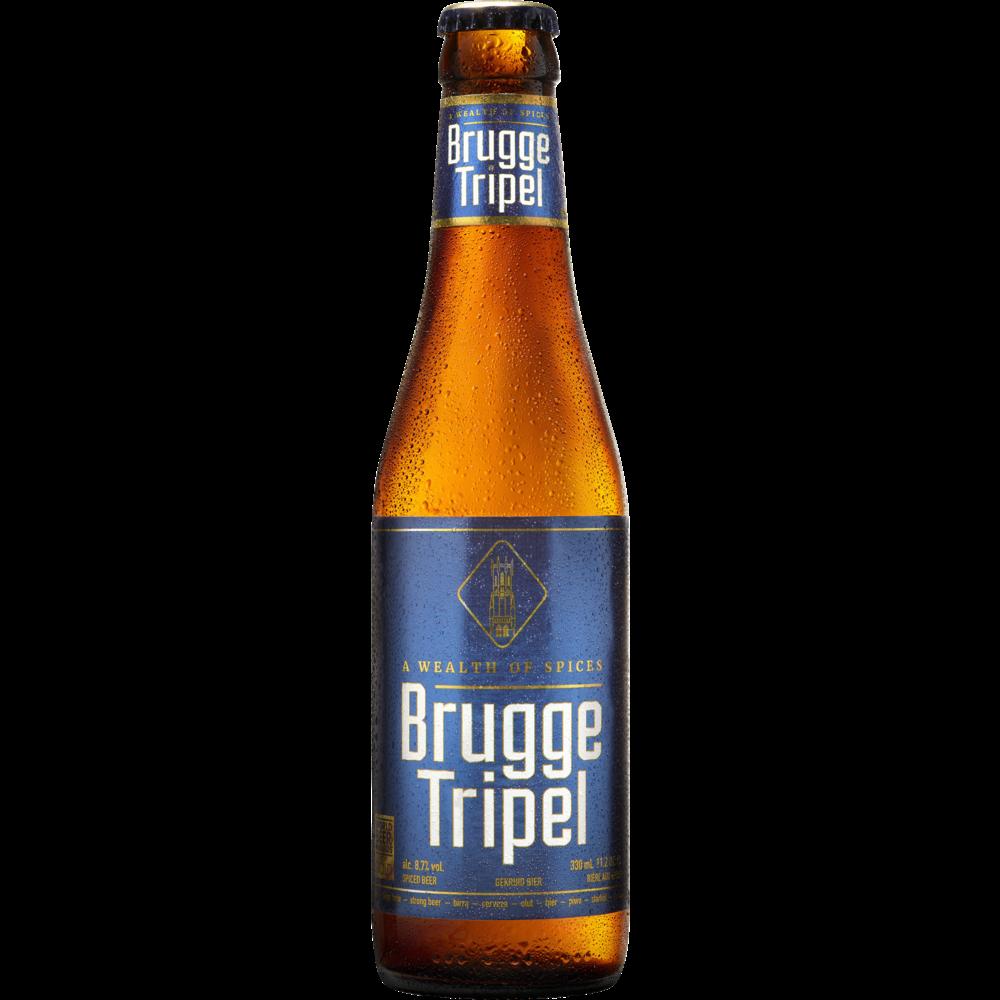 Brugge Tripel, 8° (33 cl)