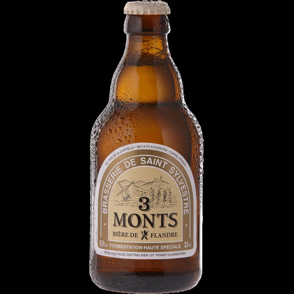 3 Monts Blonde, 8.5° (33cl)