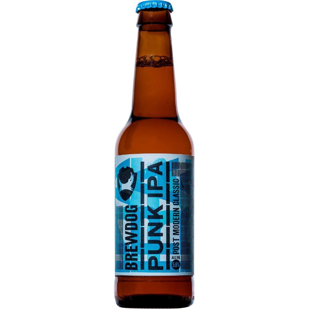 Brewdog Punk IPA, 5,6° (33 cl)