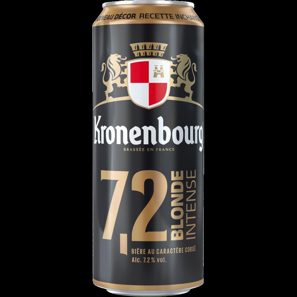 Kronenbourg, 7,2° (50 cl)