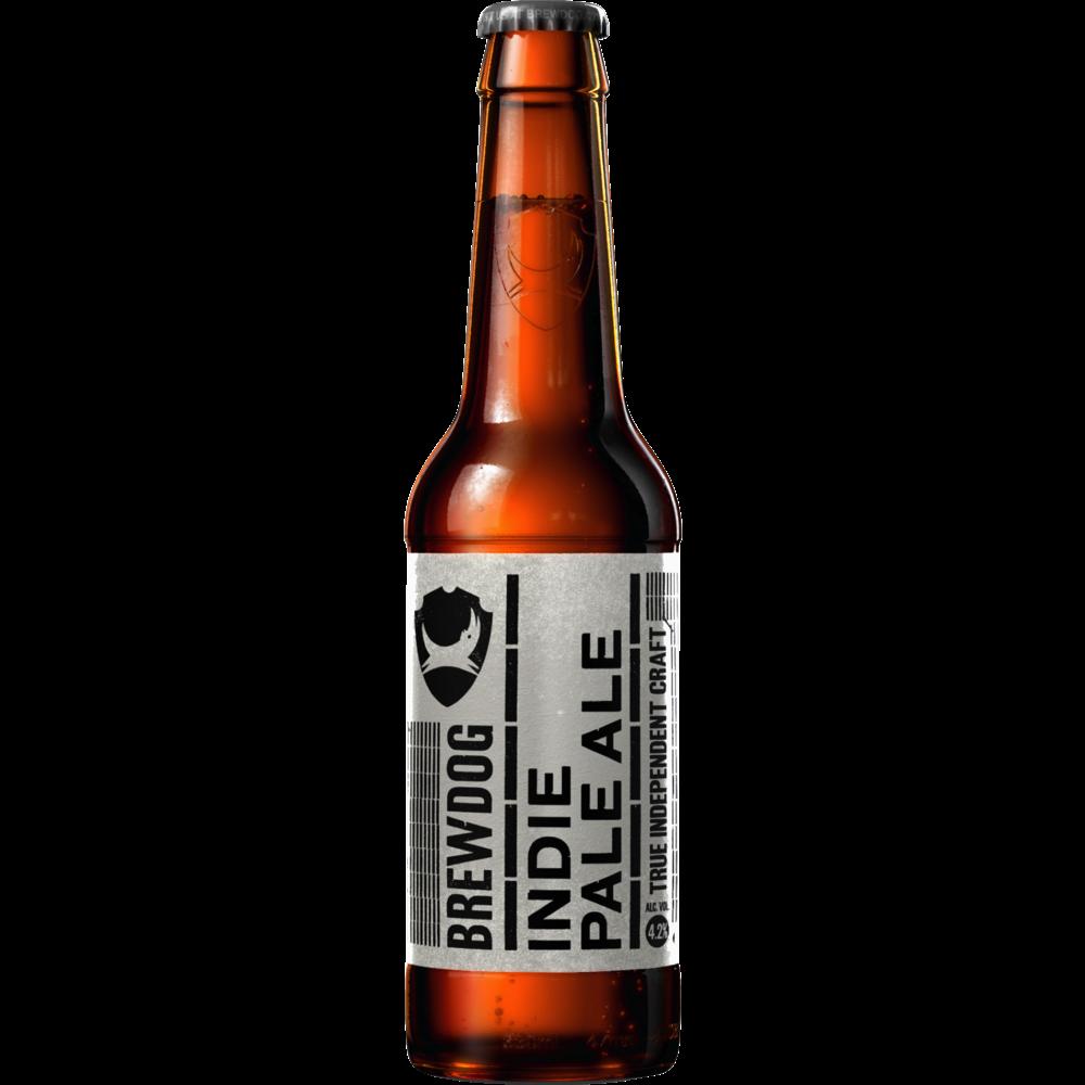 Brewdog Indie pale Ale, 4,2° (33cl)