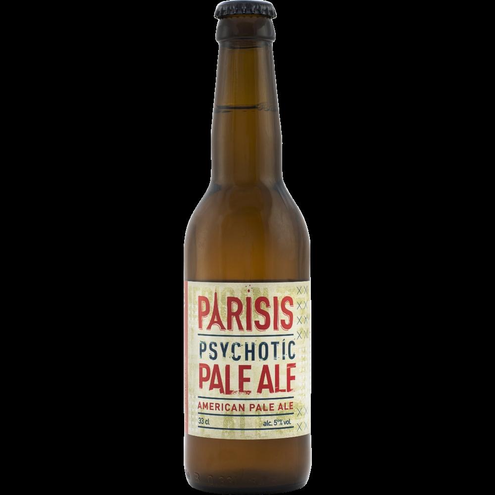 Parisis Psychotic pale ale 5°(33 cl)