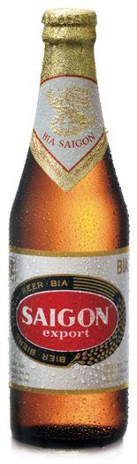 Bière Saigon (35,5 cl)