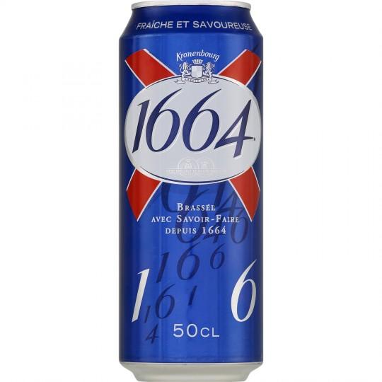 Bière 1664 (50 cl)