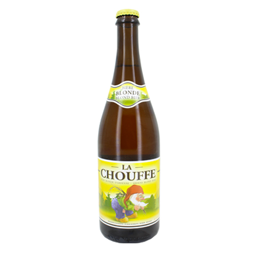 La Chouffe blonde 8° (75 cl)