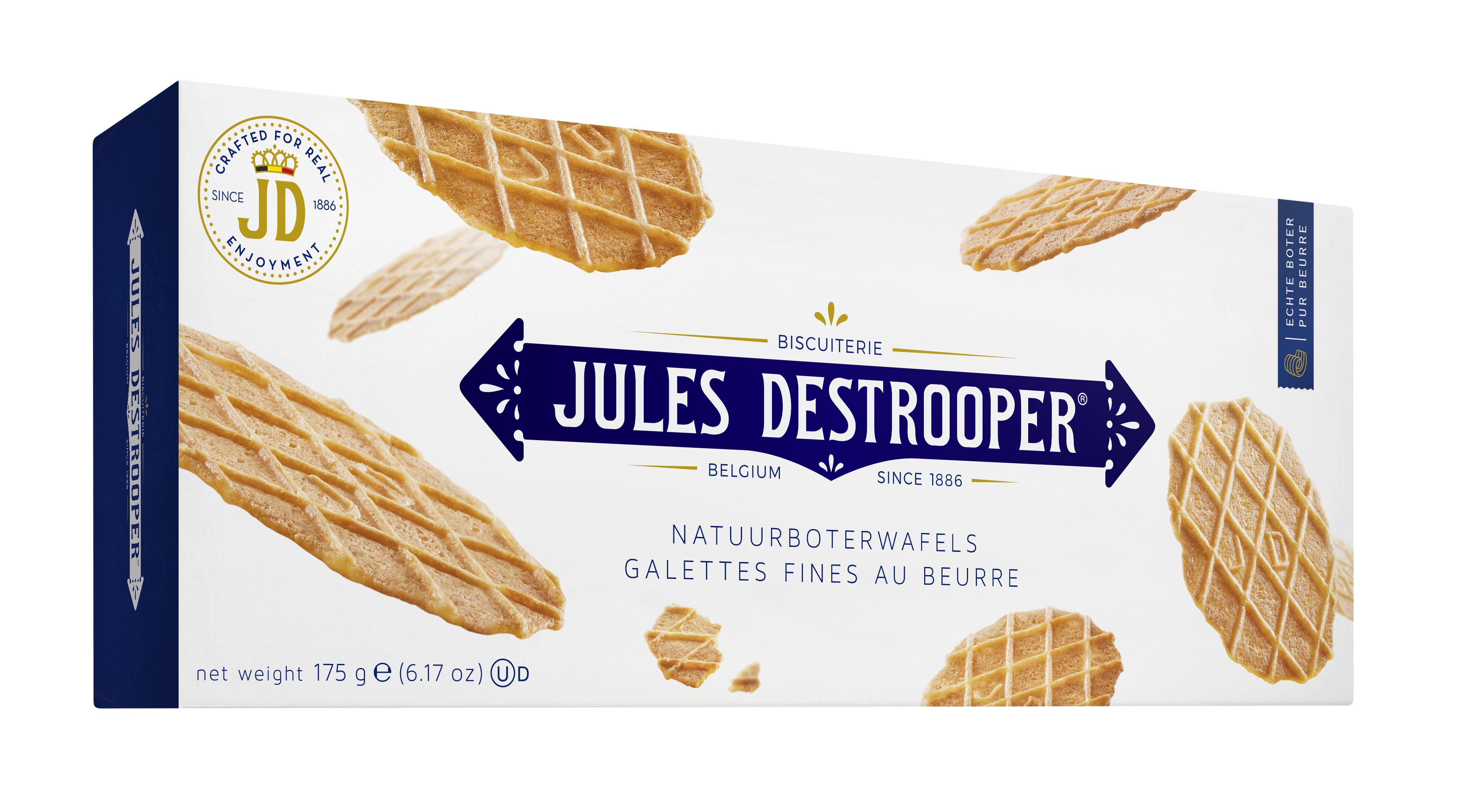 Galettes fines au beurre, Jules Destrooper (125 g)
