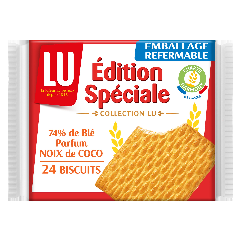 Biscuits édition spéciale, Lu (150 g)