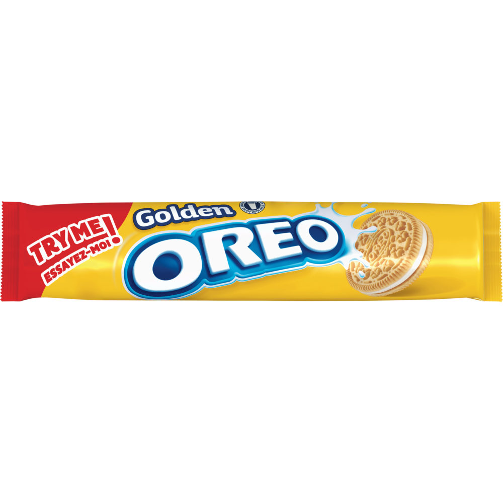 Oréo Golden goût vanille (154 g)