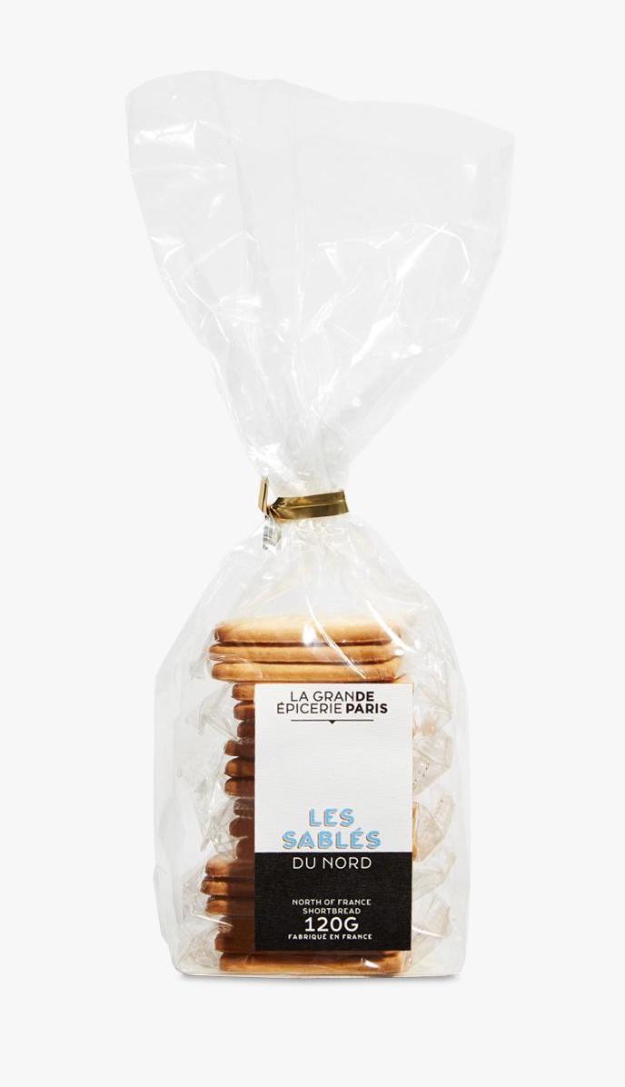Biscuits pur beurre, La Grande Epicerie de Paris (150 g)