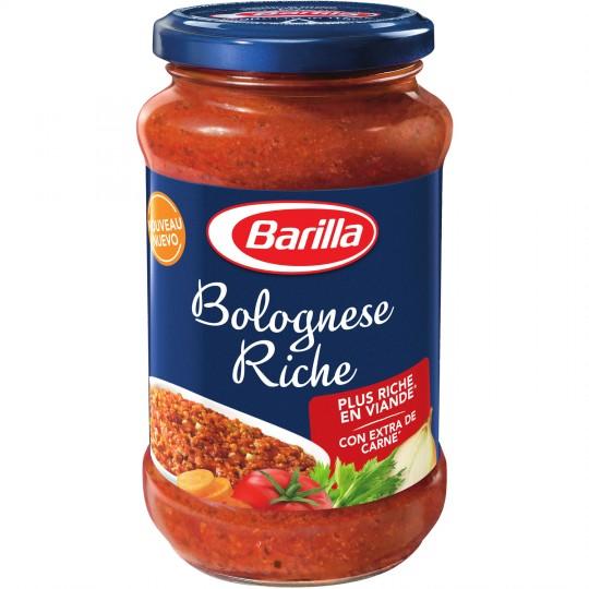 Sauce bolognaise riche, Barilla (400 g)