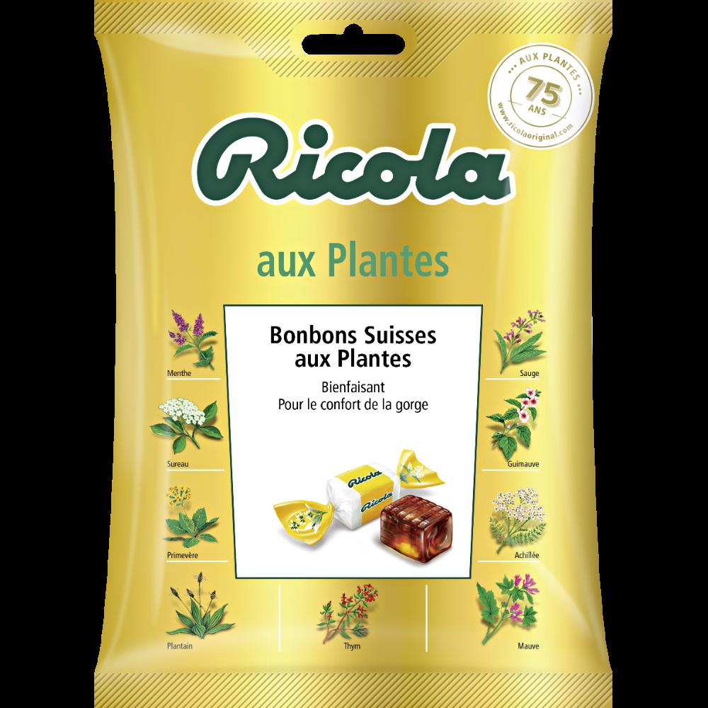 Bonbons aux plantes, Ricola (116 g)