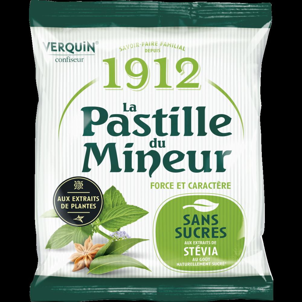 La Pastille du mineur sans sucre, Verquin (100 g)