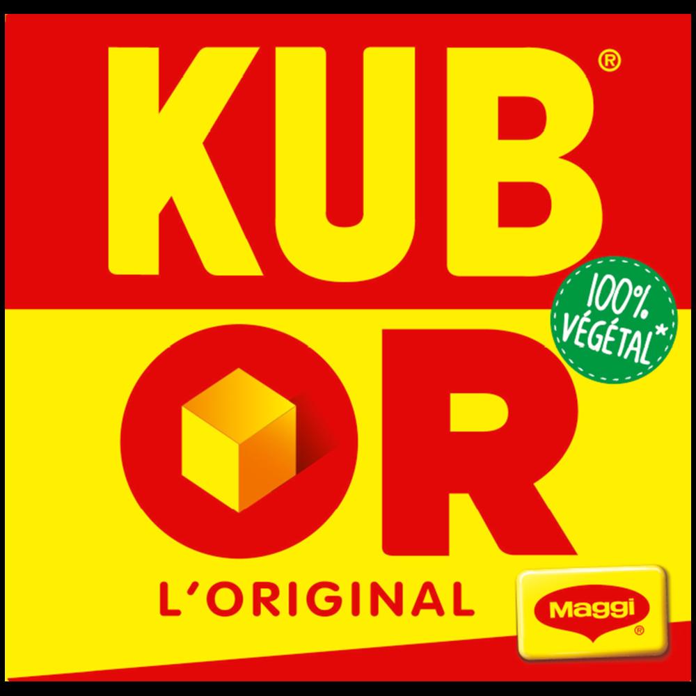 Bouillon l'original Kub Or, Maggi (x 32, 128 g)