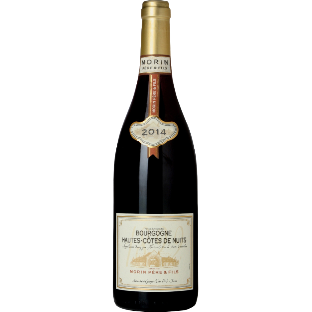 Bourgogne Hautes-côtes de nuits AOP Morin 2018 (75 cl)