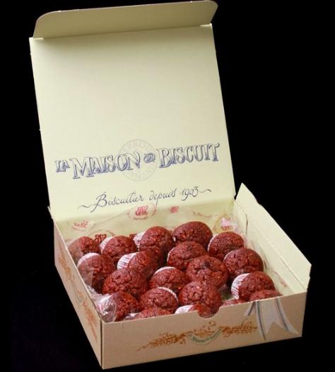 Brownies, La Maison du Biscuit (550 g)