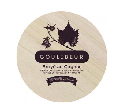 Broyé du Poitou au Cognac, Goulibeur (280 g)