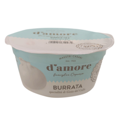 Burrata d'Amore, Gioiella (125 g)
