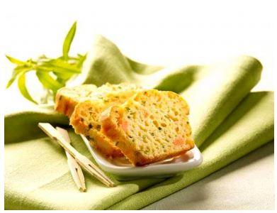 Cake au saumon et à la laitue de mer, Guyader (260 g)